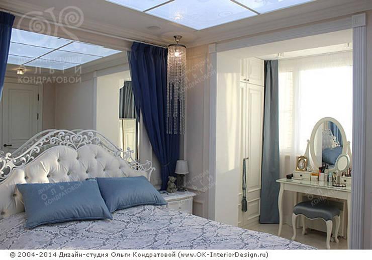 Фото интерьера детской комнаты в квартире: Спальни в . Автор – Дизайн студия Ольги Кондратовой, Классический