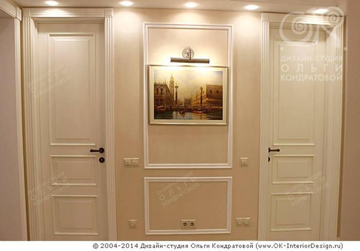 Фото интерьера санузла в квартире: Коридор и прихожая в . Автор – Дизайн студия Ольги Кондратовой, Классический
