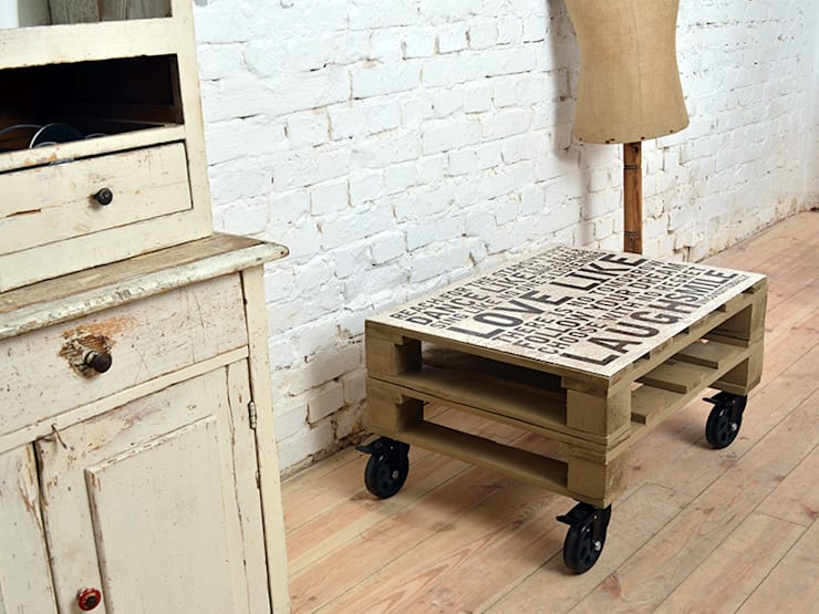 van Tailormade Furniture Industrieel