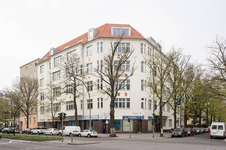 Brandenburgische Straße 46, 10707 Berlin:   von Becker + Hofstätter, Projektsteuerung und Controlling GmbH & Co. KG