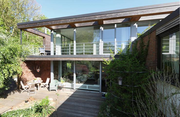 Terrace by Andreas Edye Architekten