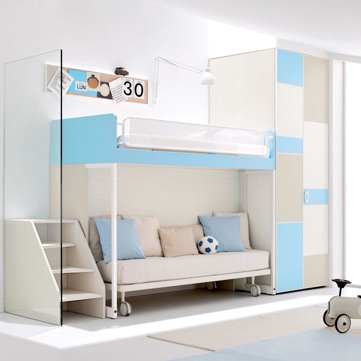 Kids Bedroom Furniture Sets By My Italian Living