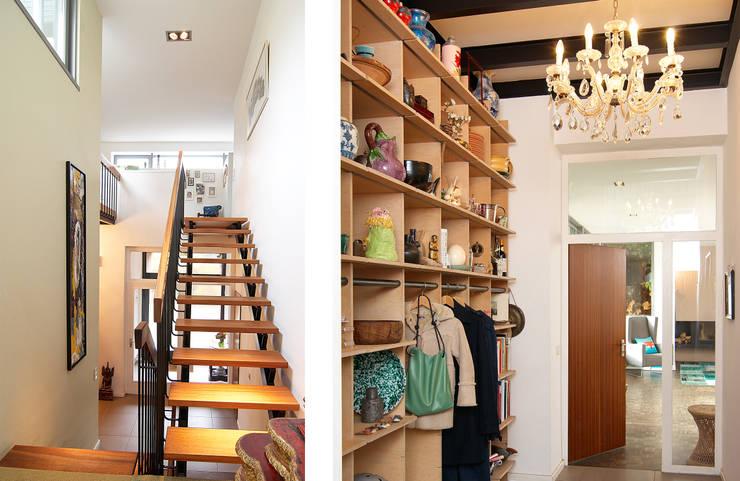 Dressing room by Andreas Edye Architekten