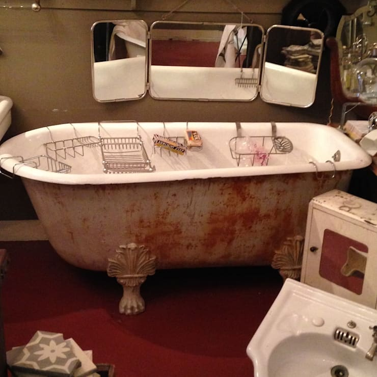 Sanitair:  Badkamer door Affaire d' Eau