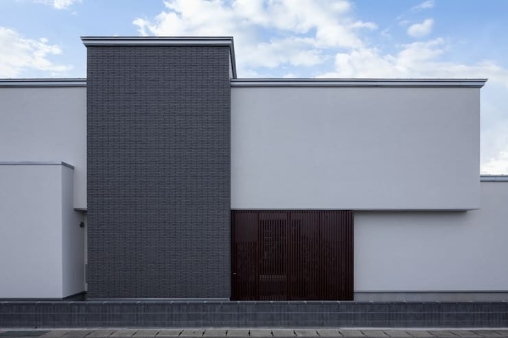 modern Houses by LITTLE NEST WORKS