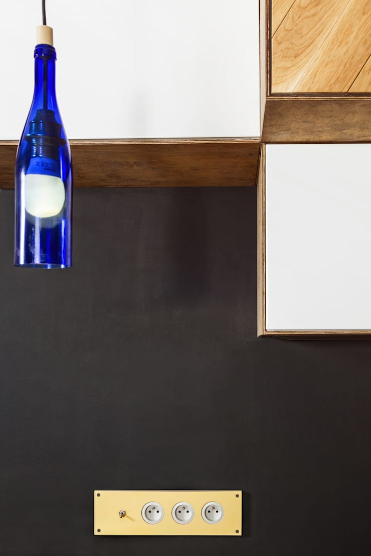 Kuchnia Bronowice: styl , w kategorii Kuchnia zaprojektowany przez SPOIWO studio