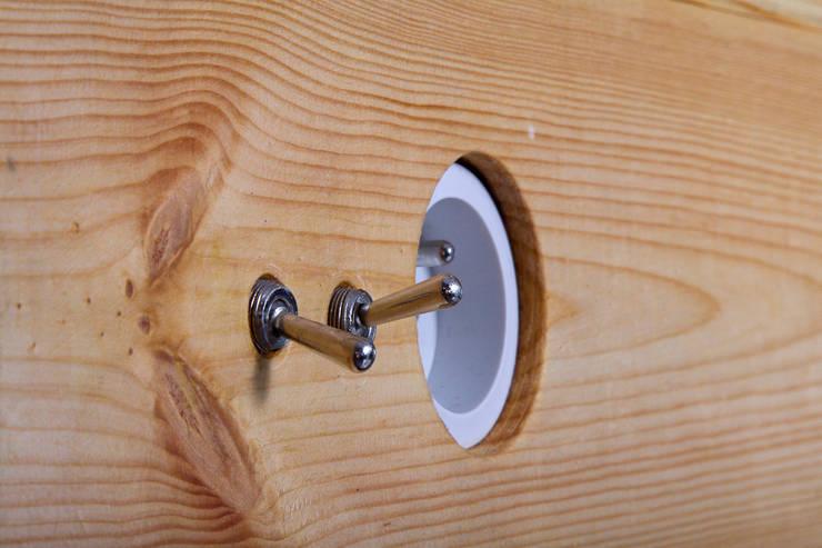Łazienka Bronowice: styl , w kategorii Łazienka zaprojektowany przez SPOIWO studio