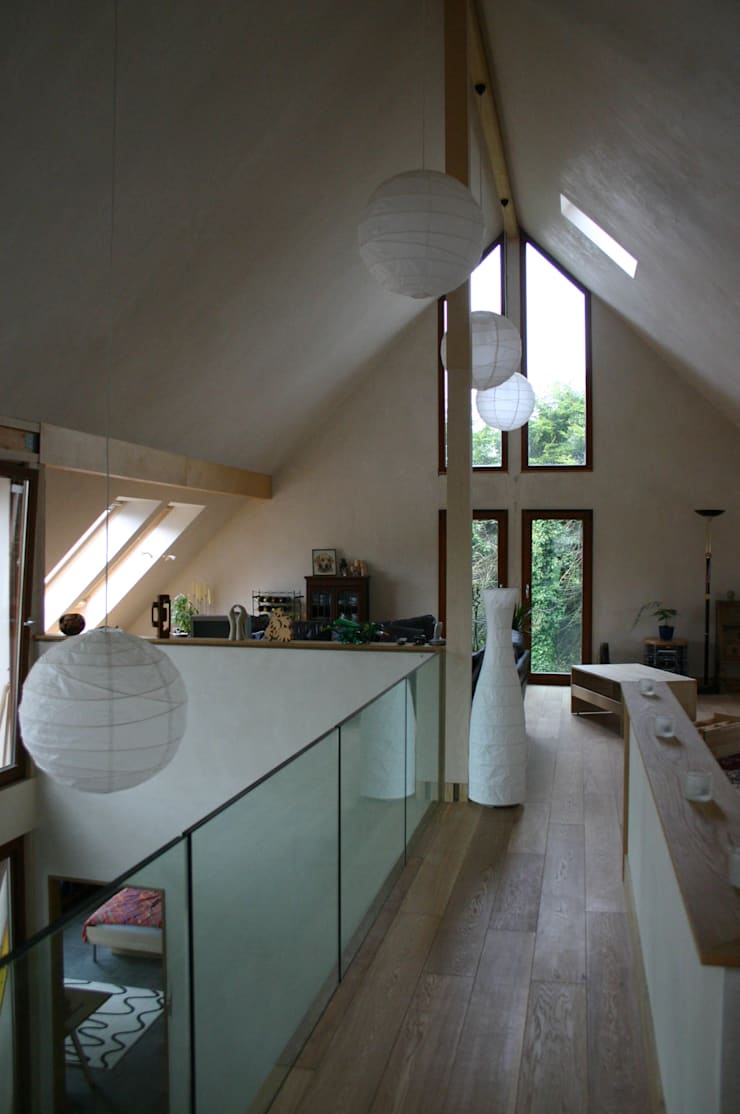 Cuisine de style  par PKA Architects Ltd, Moderne