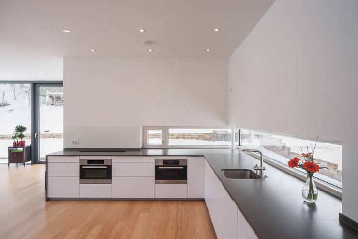 Кухни в . Автор – Architekturfotografie Steffen Spitzner