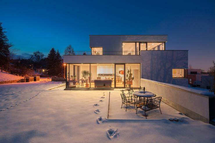 Дома в . Автор – Architekturfotografie Steffen Spitzner