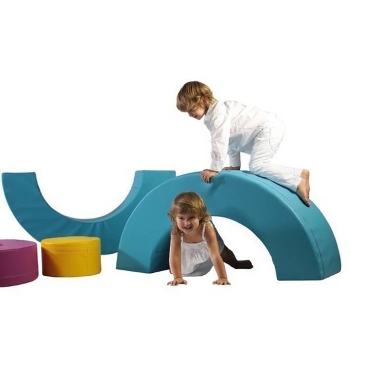 Sofa Combo: styl , w kategorii Pokój dziecięcy zaprojektowany przez Sponge Design