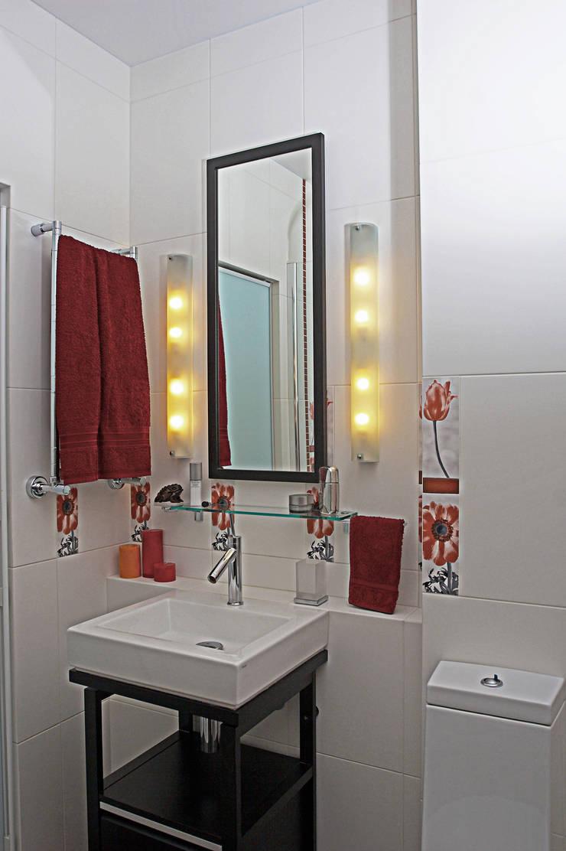 Квартира 210 м.кв.: Ванные комнаты в . Автор – Соловьева Мария