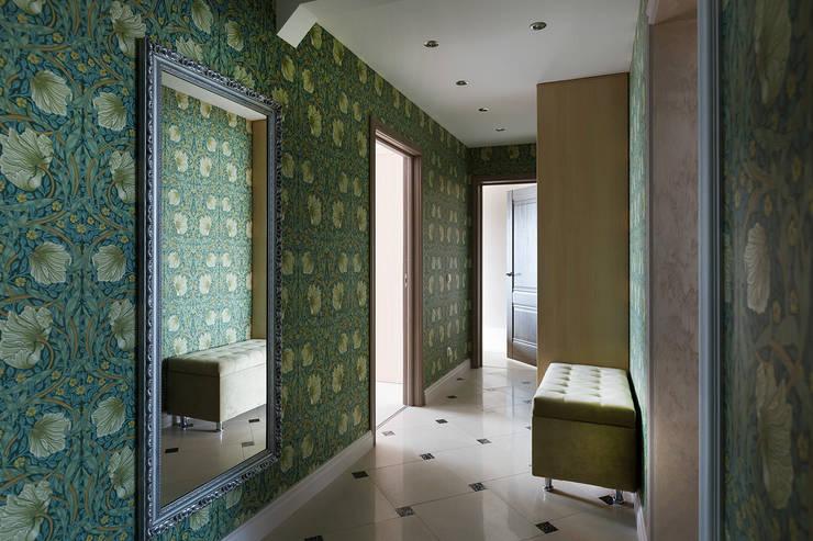 квартира 142 м.кв.: Коридор и прихожая в . Автор – Соловьева Мария