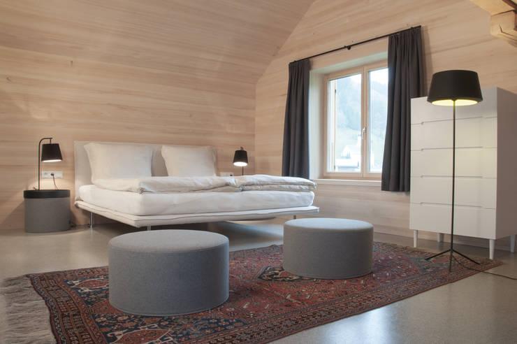 firm ZT GmbH의  침실