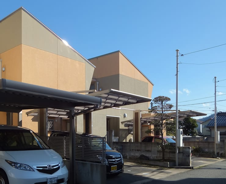 JAZZな家 外観1 の 株式会社SOM(ソム)建築計画研究所