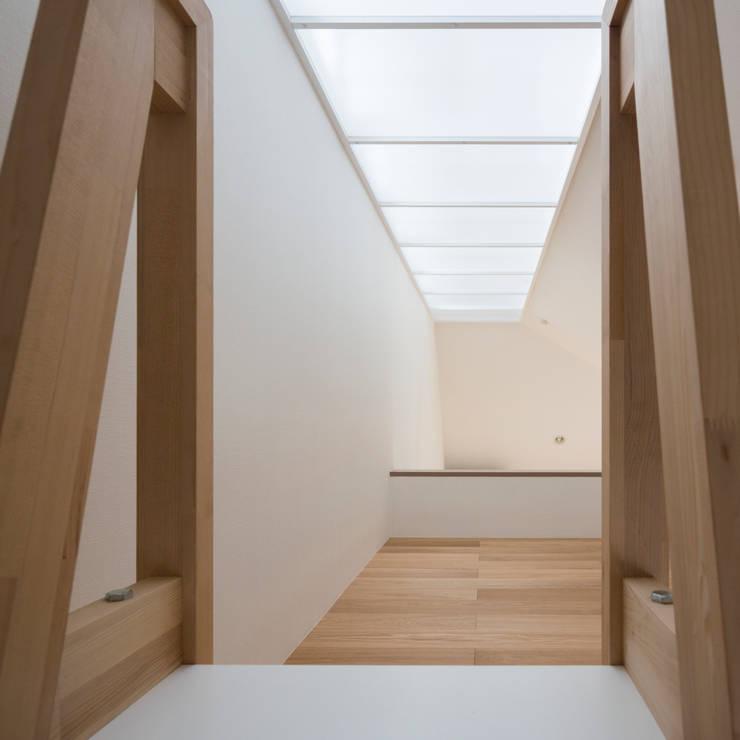 コンパクトで可愛いショートケーキハウス: M設計工房が手掛けた和室です。