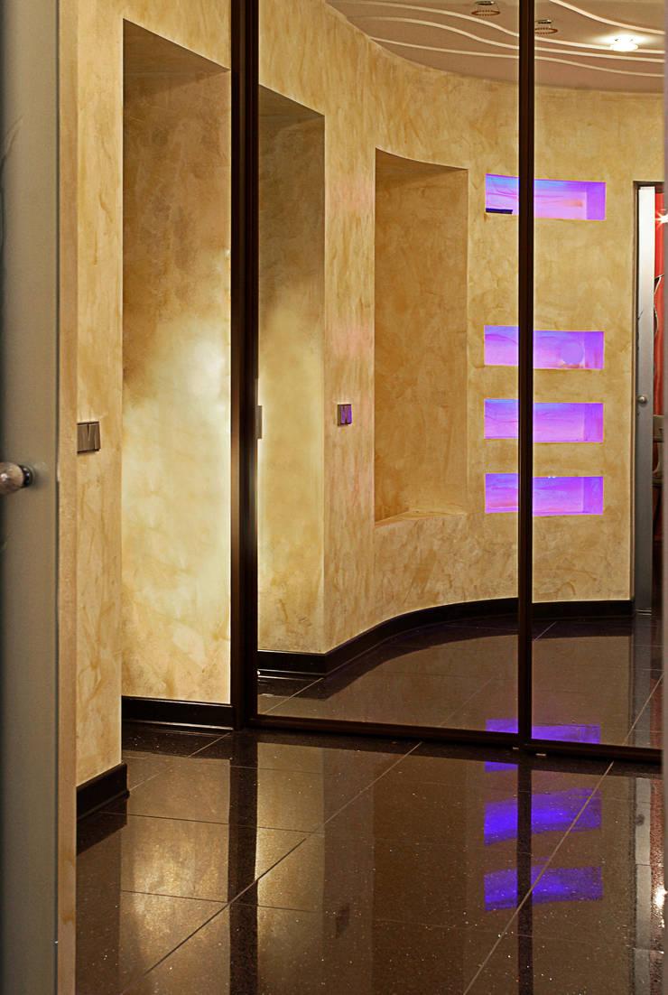 квартира 96 м.кв.: Коридор и прихожая в . Автор – Соловьева Мария
