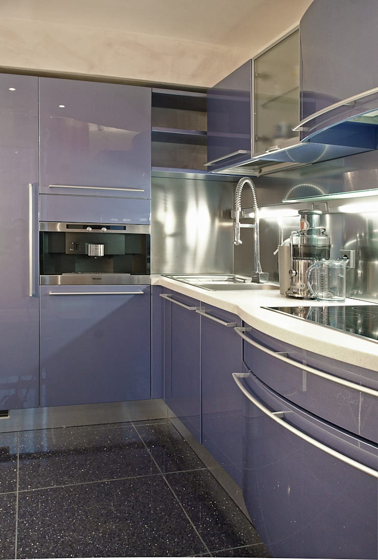 квартира 96 м.кв.: Кухни в . Автор – Соловьева Мария