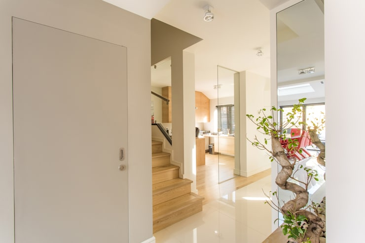 Whitton Drive de GK Architects Ltd Moderno