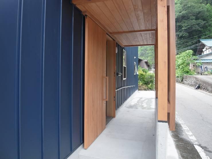 郡上の家: ジュウニミリ建築設計事務所が手掛けた家です。