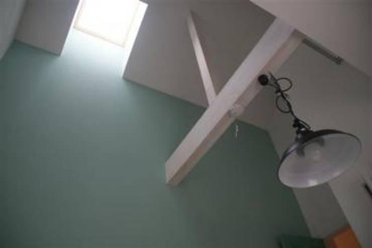 沼津 I邸 ラスティックデザインの 子供部屋 の HAPTIC HOUSE ラスティック