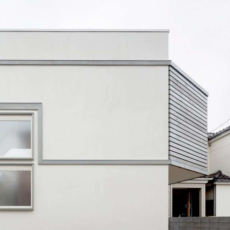Casas escandinavas por M設計工房