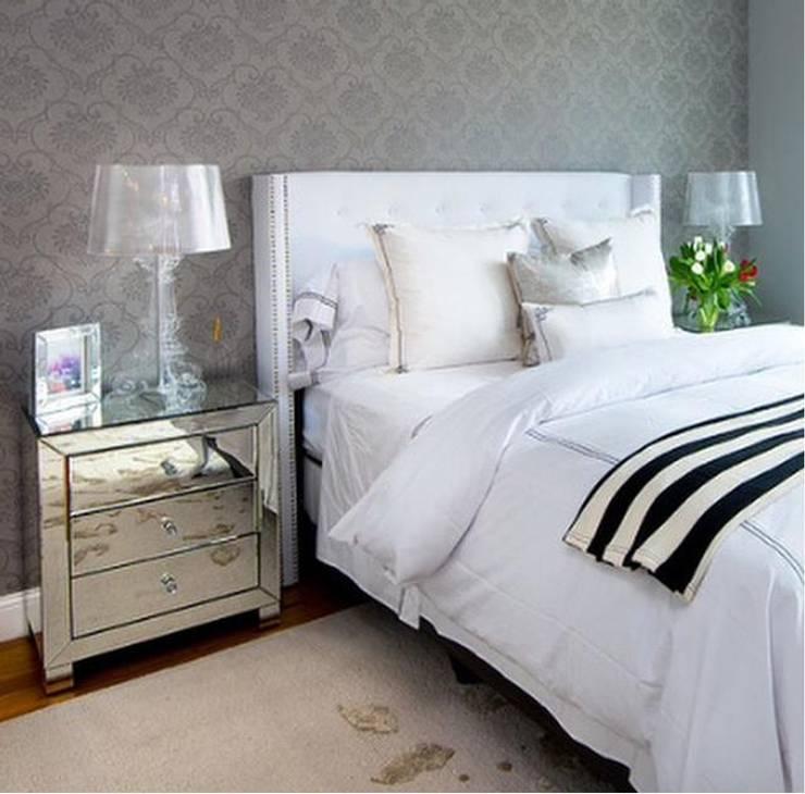Aynapazari.com Concept Cam & Ayna – kaplamalar komidin şifonyerler: modern tarz Yatak Odası