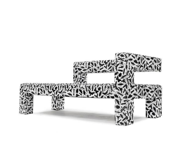 Salas de estilo minimalista por Werner Neumann