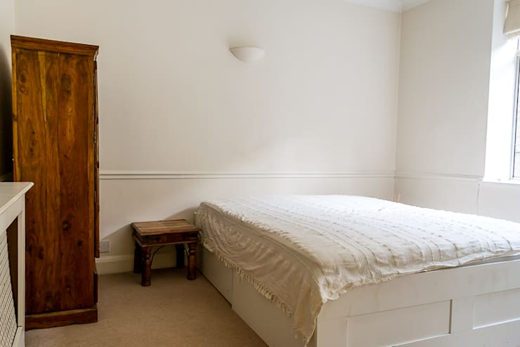 Before : Bedroom de In:Style Direct Moderno