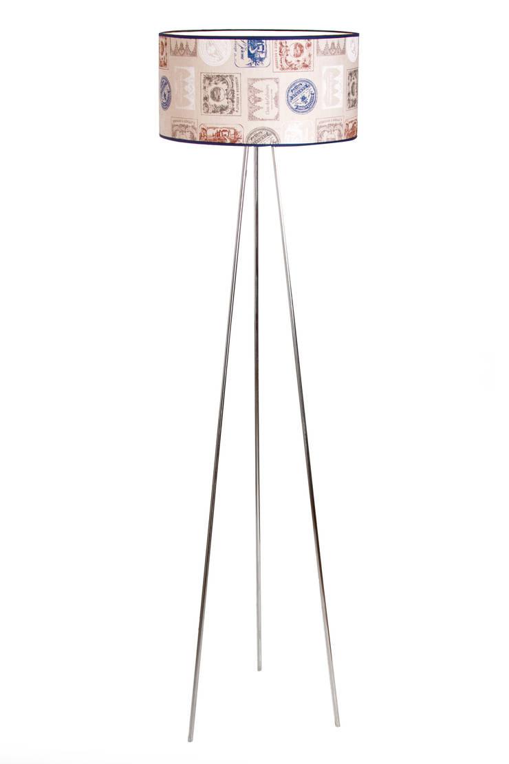 LÁMPARAS COLGANTES Y DE PIE: Comedores de estilo moderno por artelamp