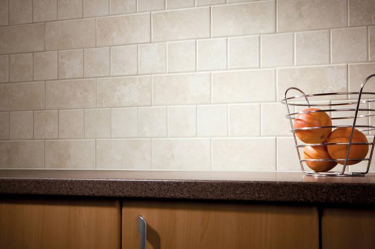 Murs & Sols de style  par The London Tile Co.