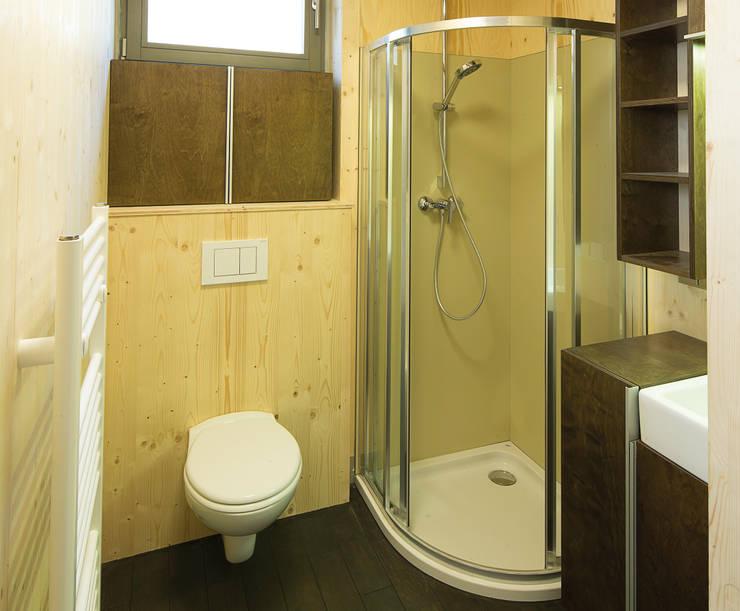 衛浴 by Pilzarchitektur