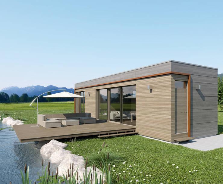 房子 by Pilzarchitektur