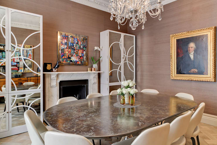 Style and Substance: modern Dining room by Studio Hopwood