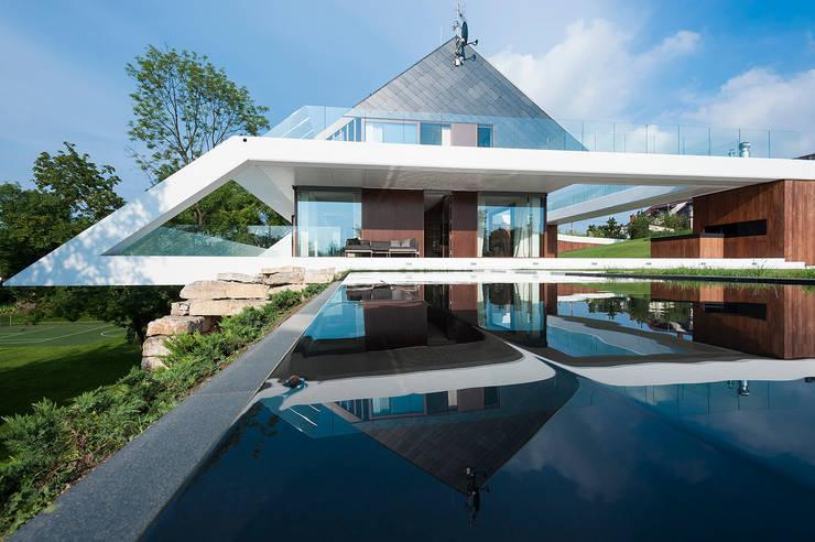 Houses by MOBIUS ARCHITEKCI PRZEMEK OLCZYK