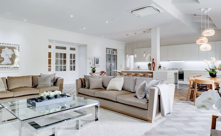 Style and Substance:  Living room by Studio Hopwood