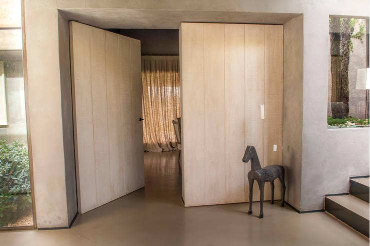 Puerta salon:  de estilo  de fuusta, Moderno