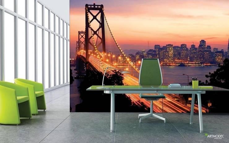 ARTMODEL – San Francisco - Duvar Kağıdı (pd-12):  tarz Duvar & Zemin