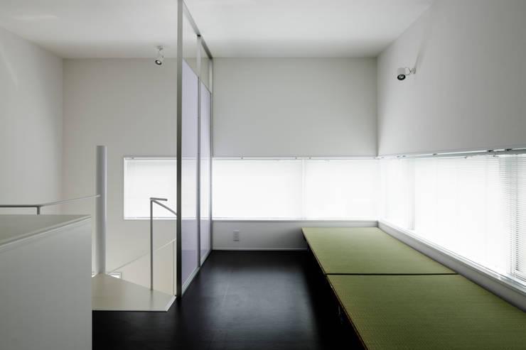 畳移動家具の配置例-1: 久保田章敬建築研究所が手掛けた商業空間です。,