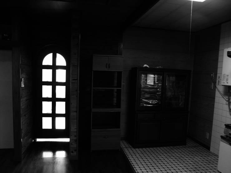 Kitchen before: SOCO2 / そこそこが手掛けたです。