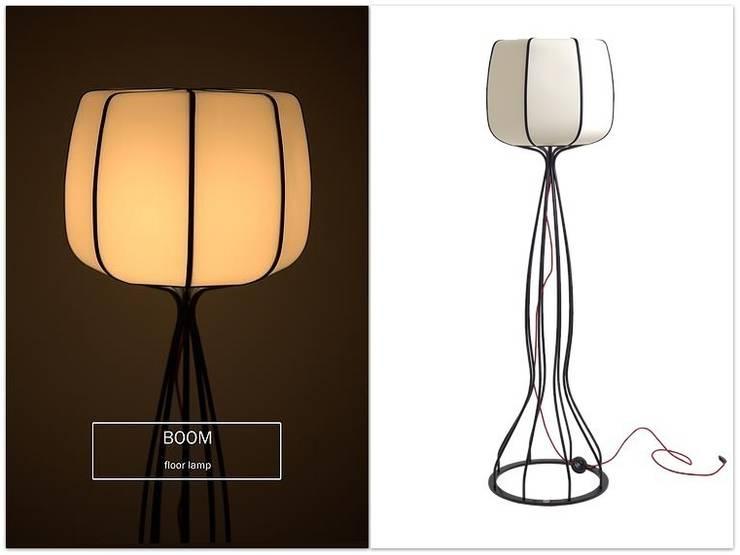 Lofthing – Boom lambader:  tarz İç Dekorasyon