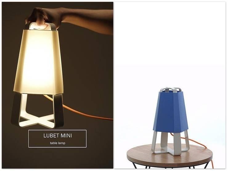 Lofthing – Luber Mini Masa Lambası: modern tarz , Modern