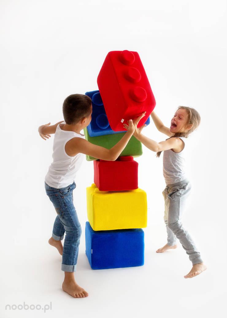 Poducha LEGO: styl , w kategorii Salon zaprojektowany przez NOOBOO