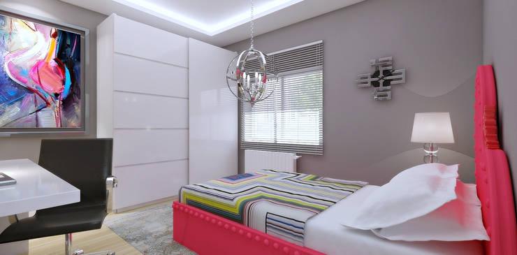 Nursery/kid's room by Origami Mobilya, Eclectic