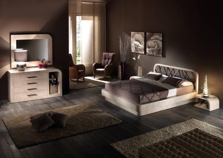 Спальная комната  в . Автор – Rattania GmbH