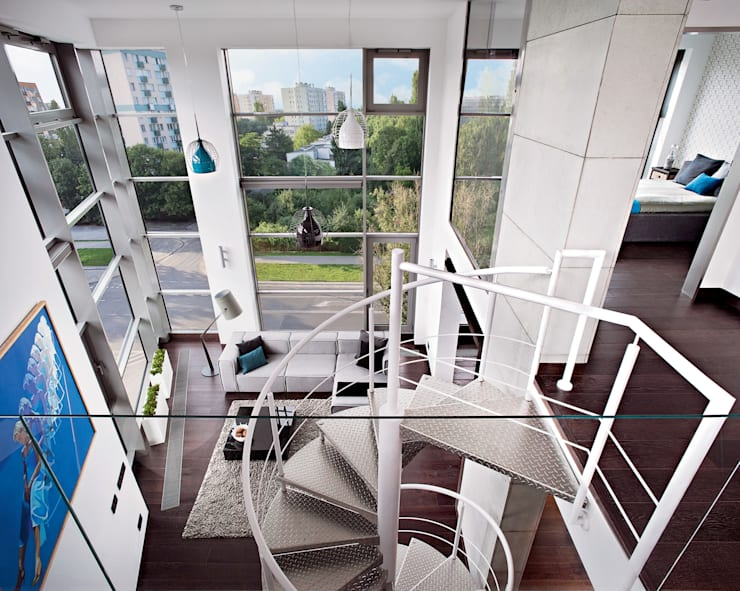 Flur & Diele von justyna smolec architektura & design