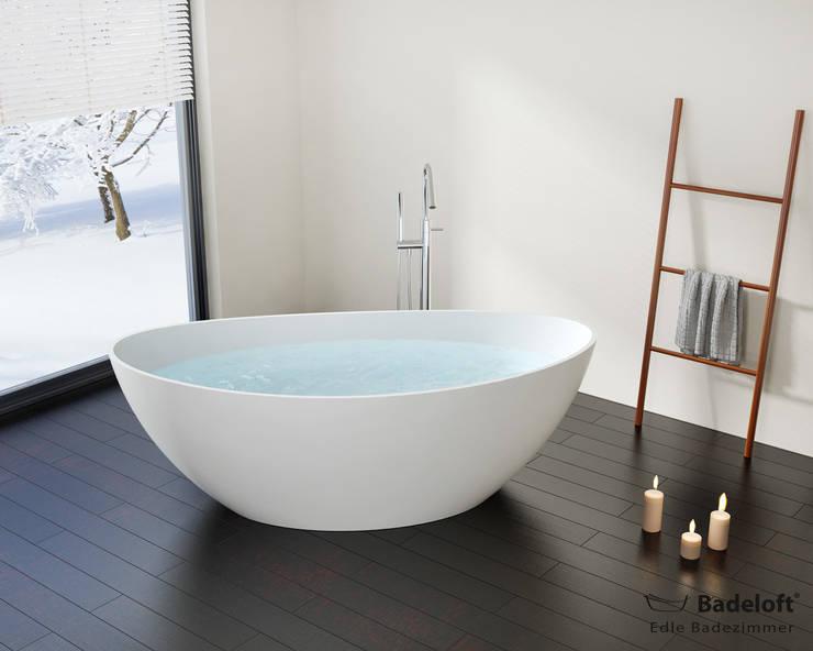 Bathroom by Badeloft GmbH - Hersteller von Badewannen und Waschbecken in Berlin