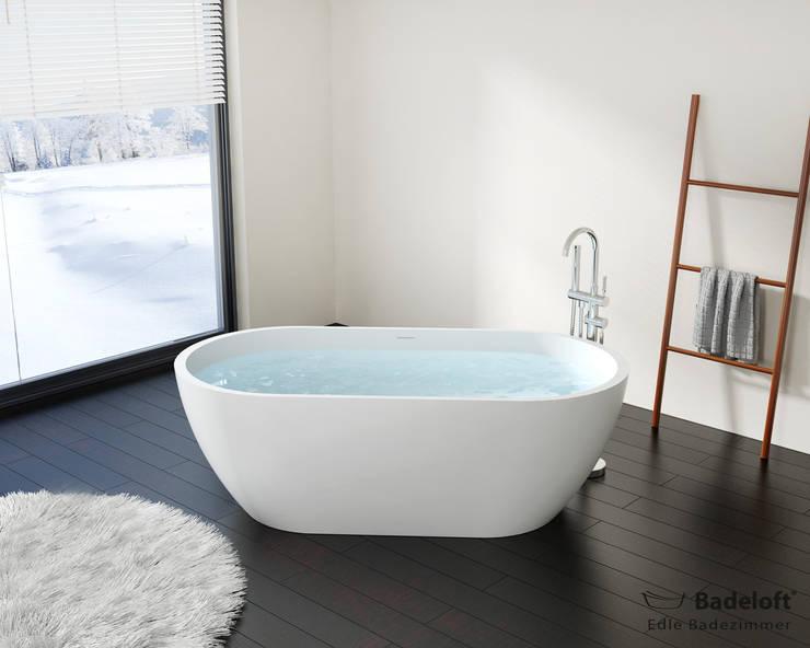 Favorit Moderne freistehende Badewannen von Badeloft von Badeloft GmbH UW85