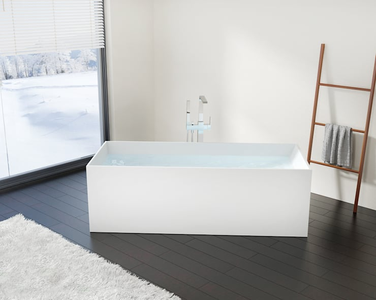 Ванная комната в . Автор – Badeloft GmbH