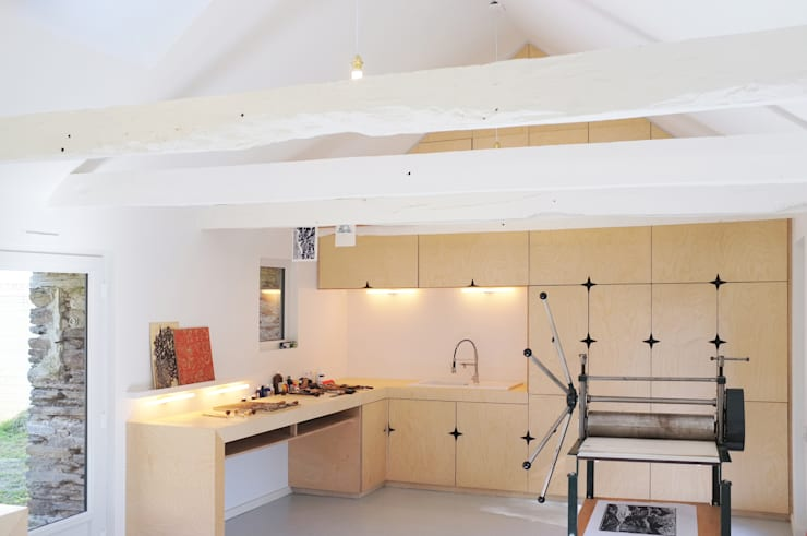 Cocinas de estilo  por Modal Architecture